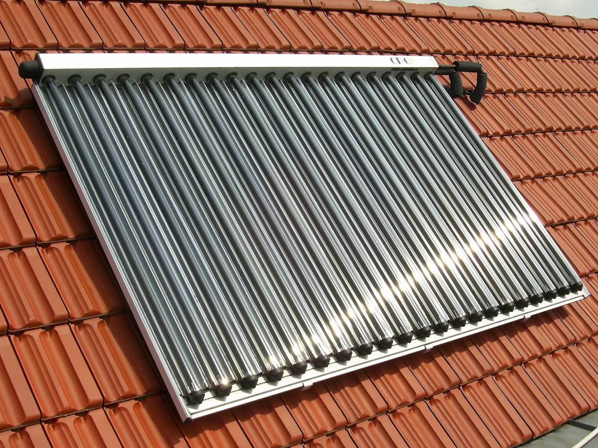Solaranlagen von Kuhn Haustechnik